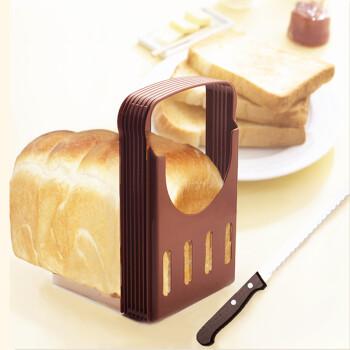 kitchen bakers rack cabinets island 日本进口土司面包切片器厨房切面包器土司切片烘焙工具面包切片架 图片 日本进口土司面包切片器厨房切面包器土司切片烘焙工具面包切片
