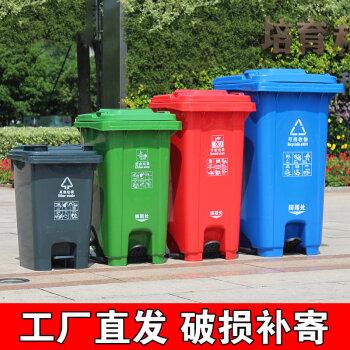 kitchen trash can pull out ninja 庄太太四色分类厨房可回收不可回收有害垃圾桶120升240l升户外脚踏加厚 庄太太四色分类厨房可回收不可回收有害垃圾桶120升240l