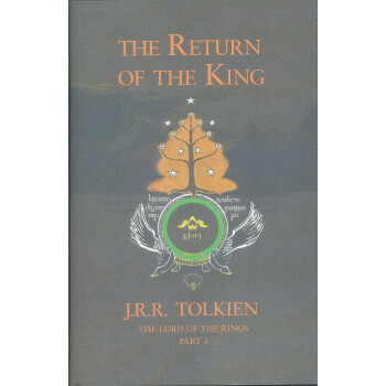 《The Return of the King (The Lord of the Rings, Part 3)指環王3:王者歸來 英文原版》(J. R. R. Tolkien(約翰·羅納德·瑞爾· ...