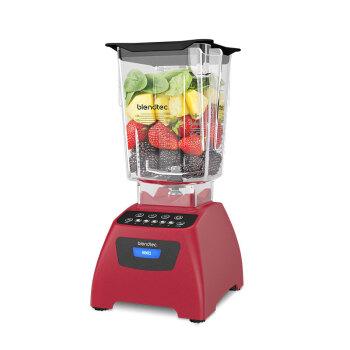 red kitchen aid mixer sink size blendtec classic 575破壁料理机全营养调理机家用婴儿辅食机搅拌机红色 图片价格品牌报价 京东