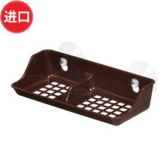 Brown Kitchen Sink Modern Corner Table 质惠日本进口洗碗海绵架百洁布收纳架水槽吸盘沥水架厨房清洁工具整理架吸 质惠日本进口洗碗海绵架百洁布收纳架水槽吸盘沥水