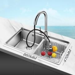 33 X 22 Kitchen Sink Faucet Sets 第37页 强烈推荐水槽哪个牌子好 比价选购 慢慢买手机版 欧琳 Oulin 水槽双槽olwg J006a 龙头套餐304不锈钢洗