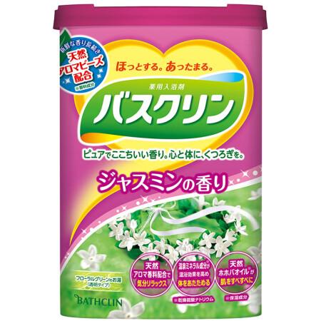 巴斯克林 溫熱香浴鹽 600g(日本進口) 茉莉香【圖片 價格 品牌 報價】-京東