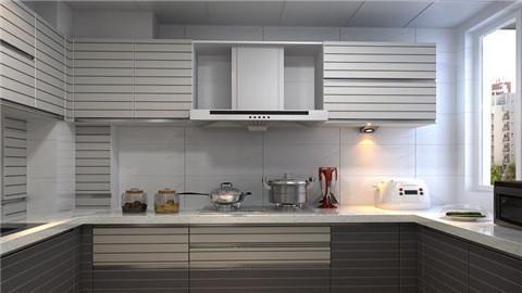 aluminum kitchen cabinets lamps 铝合金橱柜好不好 选购铝合金橱柜的误区 房天下装修知识