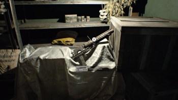 Resident Evil 7 lance-grenades