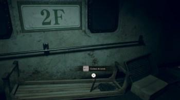 Resident Evil 7 couteau de survie