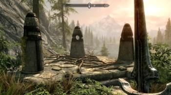 Skyrim pierres dressées