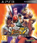 Super Street Fighter IV jaquette
