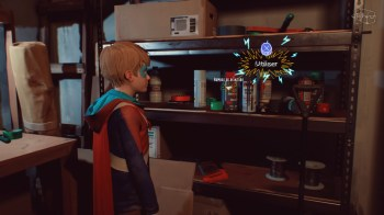The Awesome Adventure of Captain Spirit