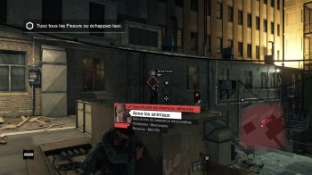 Watch Dogs repérage