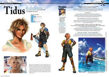 Final Fantasy Encyclopédie officielle Memorial Ultimania Vol. 2