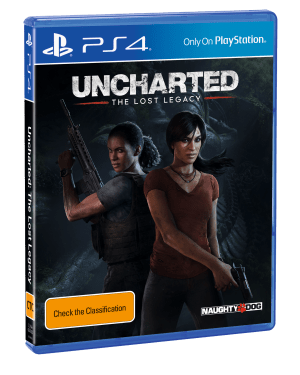 Uncharted : The Lost Legacy