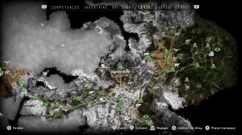 Horizon Zero Dawn tous les noyaux piratés