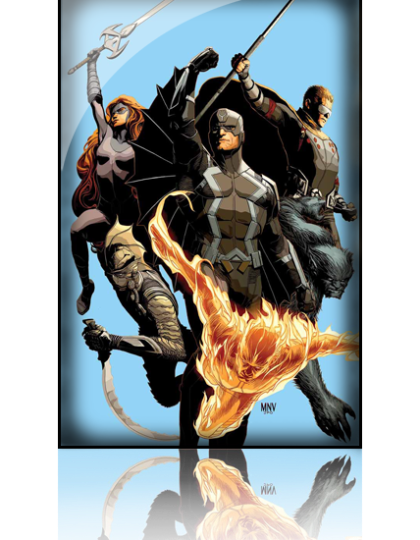The Uncanny Inhumans Tome 12