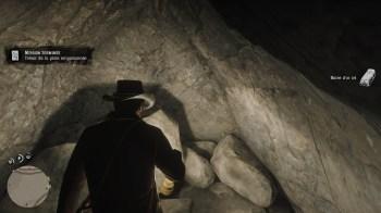 Red Dead Redemption 2 chasse au trésor