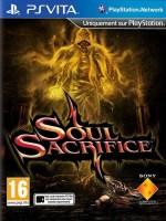 Soul Sacrifice Jaquette