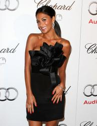 Nicole Scherzinger cleavagy at Cocktail Party to kick-off Emmy Week hosted by AUdi at Ciccone's - Hot Celebs Home