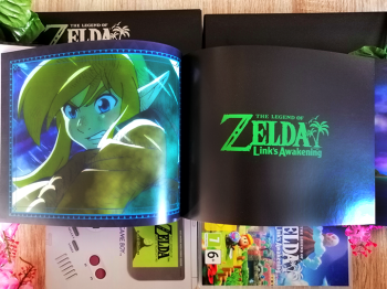 The Legend of Zelda Link's Awakening Edition Limitée