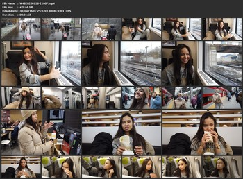Watch4Beauty – Astrid – Trip to Photoshoot (18.01.2020)