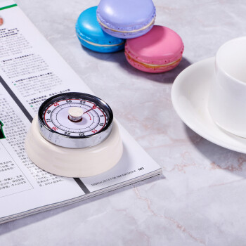 taylor kitchen timer commercial sink 德国创意厨房计时器提醒器机械定时器学生时间管理闹钟器白色 图片价格