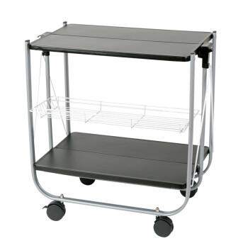 folding kitchen cart chalk board 爱丽思iris 可折叠厨房收纳推车万向轮折叠推车置物架爱丽丝ow 68 黑色 可折叠厨房收纳推车万向轮折叠推车置物
