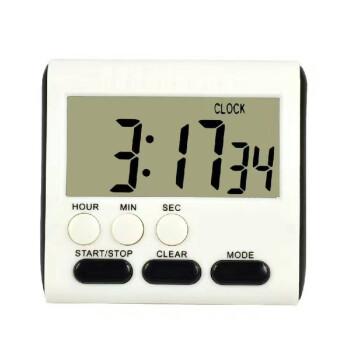 taylor kitchen timer mats target 厨房定时器学生电子正器秒表大屏幕带时钟计时器黑色 英文 图片价格品牌 图片价格品牌报价 京东