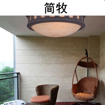 how much does an outdoor kitchen cost country table 户外吸顶灯室外阳台庭院大门口led灯浴室厨房过道欧式灯df 古铜色 云景