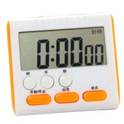 Taylor Kitchen Timer Used Equipment For Sale 克力琴 Kelykim 克力琴厨房定时器提醒器学生电子器秒表闹钟记时器桔色 克力琴厨房定时器提醒器学生电子