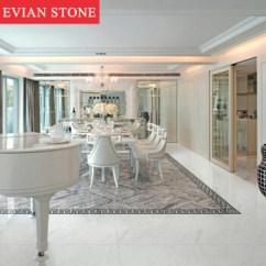 Marble Kitchen Floor Facets Evianstone 天然大理石客厅厕所厨房地板砖玄关地面背景墙面雅士白1平方米 图片价格品牌报价 京东