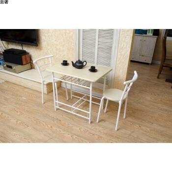 maple kitchen table white washed 两人餐桌1桌两椅餐桌早餐桌饭桌黑色枫木色 图片价格品牌报价 京东