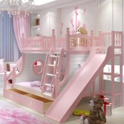 Kitchen Drawer Slides Remodel Ct 巫记成人上下床双层床全实木高低床公主上下铺床 上下床 床板 挂梯 梯柜