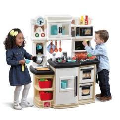 American Plastic Toys Custom Kitchen Outdoor Hood 美国step2晋阶进口幼儿童大型仿真做饭厨房男女孩过家家厨具餐具套装玩具 美国step2晋阶进口幼儿童大型仿真做饭厨房男女孩过家
