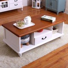 Two Tone Kitchen Table Bobs Furniture Island 茶几实木茶几简约沙发北欧茶几桌子客厅现代简约茶几桌长方形双色 图片