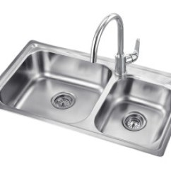 Kraus Kitchen Sinks Bath And Stores 第43页 水槽比价选购 水槽推荐哪个好 慢慢买手机版 摩恩 Moen 厨房水槽双槽套装拉丝面304不锈钢830mm洗