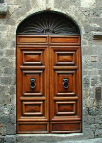 Wooden Front Door | Joy Studio Design Gallery - Best Design