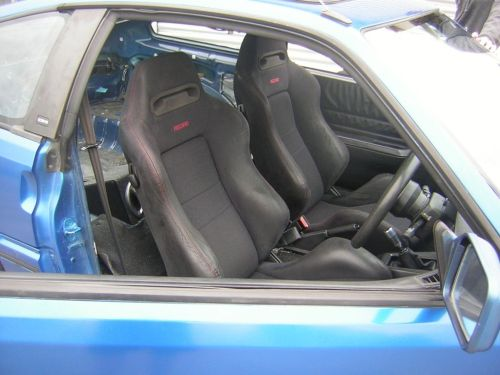small resolution of also tried some black jdm itr recaro seats not sure they suit the oldschool look so they aren t fitted just yet might use them in my 3g crx instead