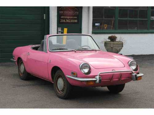 small resolution of 1973 fiat 850 spider