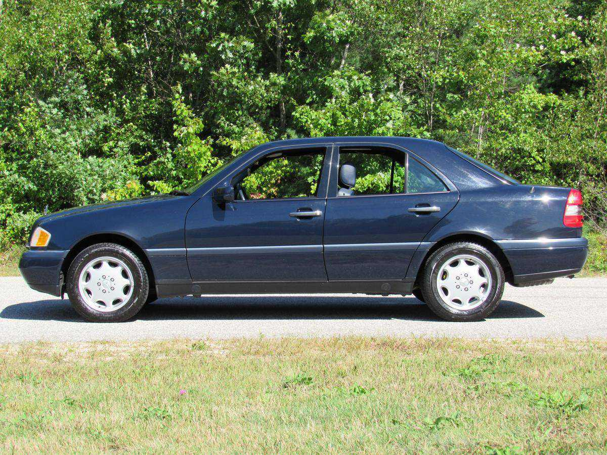 hight resolution of 1995 mercedes benz c220