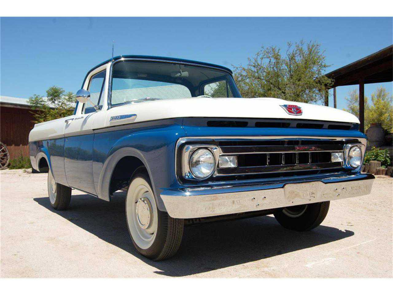 hight resolution of 1961 ford f100