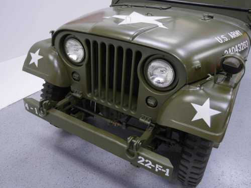 small resolution of 1953 willys cj3b