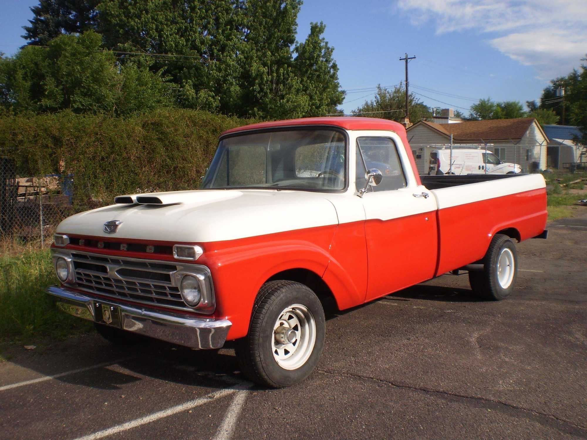 hight resolution of 1966 ford f100