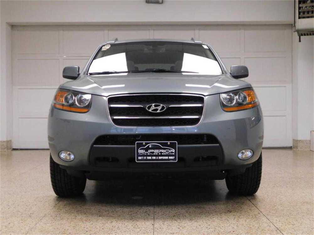 medium resolution of 2009 hyundai santa fe