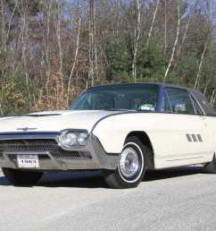 1963 ford thunderbird [ 1200 x 800 Pixel ]