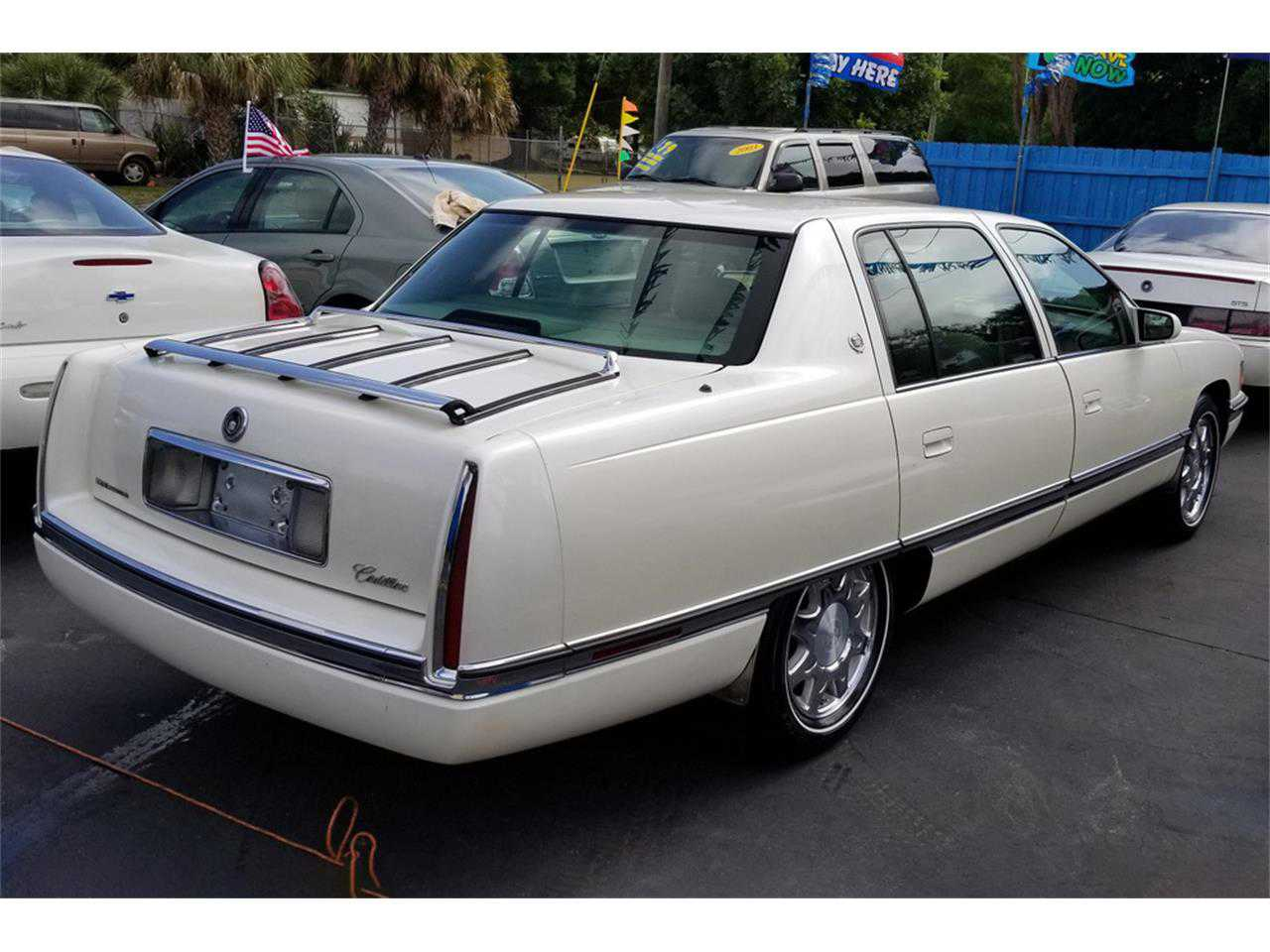 hight resolution of 1996 cadillac deville