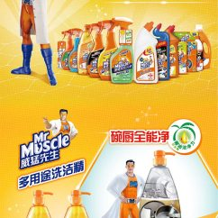 Industrial Kitchen Cleaning Services Curtians 【京东超市】威猛先生 多用途 洗洁精 (清新橙柚)960g 快速除油【新老包装随机发货】 - 安悦e生活