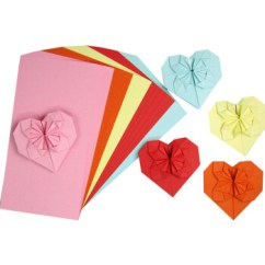 Origami Folding Kitchen Island Cart Granite Counters 爱惊喜长方形12 6cm桃心手工纸彩色爱心材料纸心花怒放叠纸叠心的纸送女友 6cm桃心手工纸彩色爱心材料纸心花怒放叠