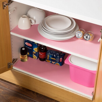 best way to remove grease from kitchen cabinets with pantry cabinet eva餐垫防油橱柜垫厨柜垫防潮防霉抽屉纸抽屉垫粉红色2卷装 更实惠 eva餐垫防油橱柜垫厨柜垫防潮防霉抽屉纸抽屉