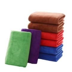 Bulk Kitchen Towels Upgrade Cost 阿斯卡利 Ascari 家政保洁毛巾清洁抹布加厚擦地板家具擦玻璃擦桌布 家政保洁毛巾清洁抹布加厚擦地板