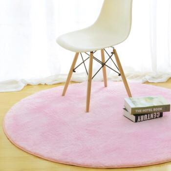 pink kitchen rug storage bench 昕彤美家圆形地毯客厅茶几欧式地垫子厨房圆形加厚电脑椅简约纯色地毯粉红 昕彤美家圆形地毯客厅茶几欧式地垫子厨房圆形加