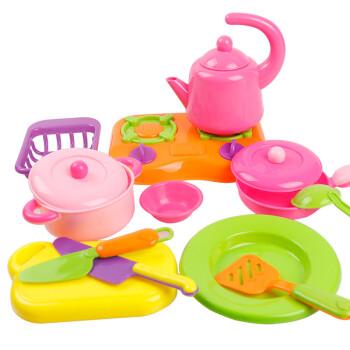 little girl kitchen sets farm style sinks for 锦华丰儿童过家家迷你厨房玩具套装做饭小女孩娃娃家玩具1 3 6岁宝宝礼物 锦华丰儿童过家家迷你厨房玩具套装做饭小女孩娃娃